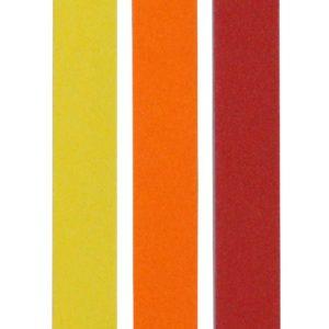 "10 x Sandblattfeilen ""neonfarbig"" (Sonderposten)"