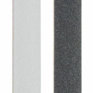 """Sandblattfeile """"schwarz/weiss"""";""""90.504.01"""