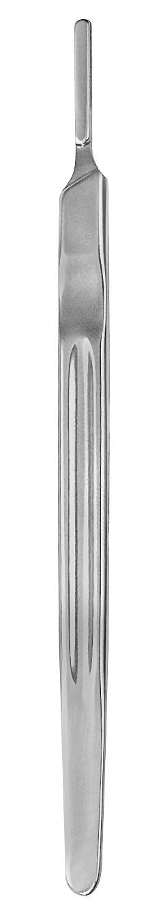 Klingenhalter Figur 7 mit kurzem Flachgriff