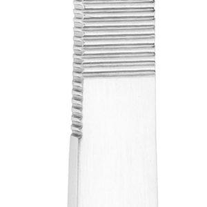 Kosmetikinstrument lanzettenförmig mit Flachgriff
