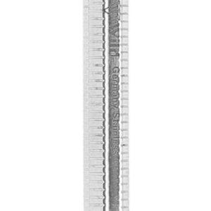 "Zahnreiniger massiv ""Achtkantgriff"" Fig. 17/23"