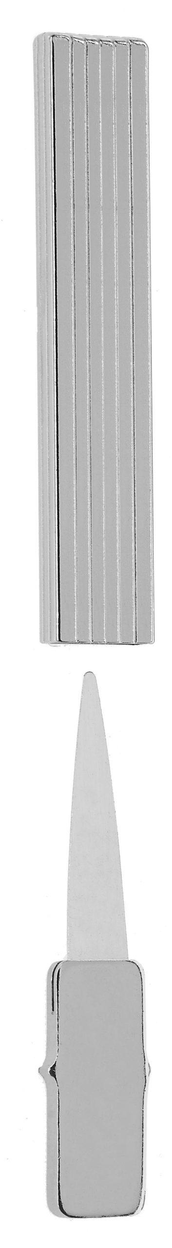 Silberblattzahnstocher mit Deckel