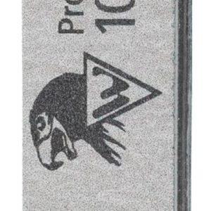 """Sandblattfeile """"PROFI"""" in zebra90 - Körnung : 100/180"""