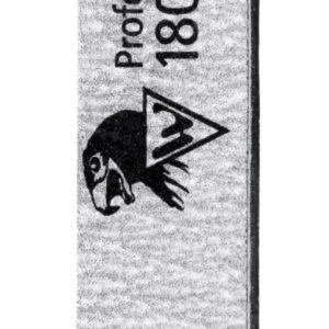 """Sandblattfeile """"PROFI"""" in zebra54 - 180/240"""