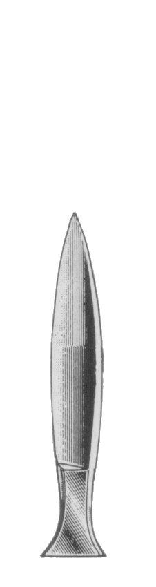 Skalpell mit Metallheft 08.502.06zum Preis von 13.26 zzgl. Versand Hersteller : Heiko Wild