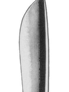 Skalpell mit Metallheft 08.502.02zum Preis von 13.26 zzgl. Versand Hersteller : Heiko Wild