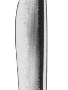 Skalpell mit Metallheft 08.502.03zum Preis von 13.26 zzgl. Versand Hersteller : Heiko Wild