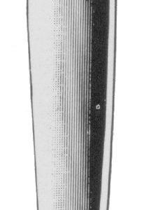 Skalpell mit Metallheft 08.502.05zum Preis von 13.26 zzgl. Versand Hersteller : Heiko Wild