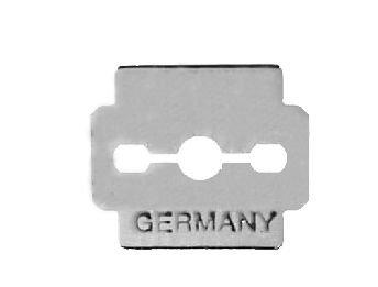 Ersatzklingen für Hornhauthobel -10 Stück- HW12.475.00zum Preis von 3.96 zzgl. Versand Hersteller : Heiko Wild