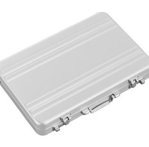 Mini Koffer aus Aluminium -ETMB-100-65-17/01- ETMB-100-65-17/01zum Preis von 49.27 zzgl. Versand Hersteller : Heiko Wild