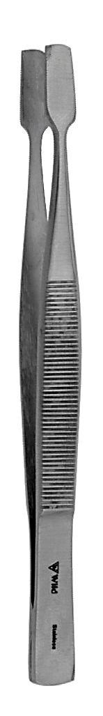 Deckglaspinzette 18.595.00zum Preis von 11.80 zzgl. Versand Hersteller : Heiko Wild
