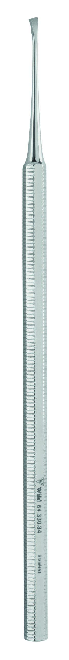 Zahnreiniger mit Achtkantgriff -Fig. 34 links- 64.330.34zum Preis von 12.81 zzgl. Versand Hersteller : Heiko Wild