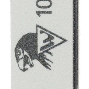Sandblattfeile -PROFI- in weiß