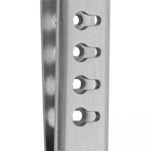 Spitzpinzette -Griff gefenstert- aus Edelstahl 18.591.10zum Preis von 15.34 zzgl. Versand Hersteller : Heiko Wild