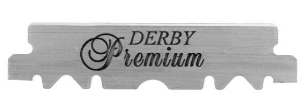 Klingen für Rasiermesser: HALB PREMIUM DERBY HW08.556.08zum Preis von 11.46 zzgl. Versand Hersteller : Heiko Wild